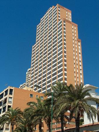 Benibeach Torre Apartments