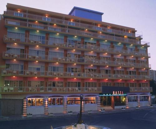 Bristol Park Hotel In Benidorm Costa Blanca Reviews