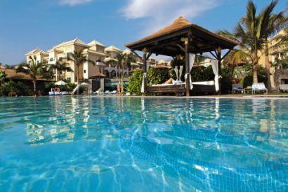 Gran melia palacio isora in guia de isora tenerife 3 reviews for Melia hotel tenerife