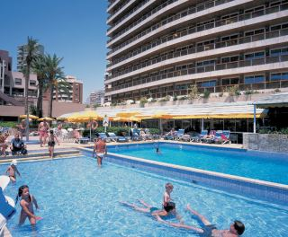 Don Pancho Hotel Benidorm Reviews