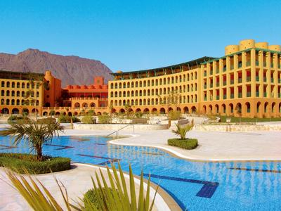 Intercontinental Resort, Taba Heights, Egypt