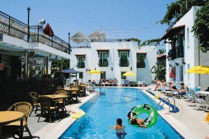 Istankoy Hotel In Bodrum Turkey Reviews