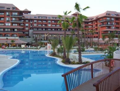 Puerto antilla grand hotel in islantilla costa de la luz reviews - Puerto antilla grand hotel ...