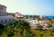 View Of The Riu Arecas Hotel